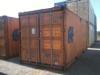 Lufkin Trailer- 20ft WWT Container