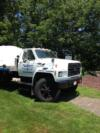 1987 FORD F800 -  6500.00