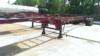 2000 Hyundai 40 ft. Container Chassis