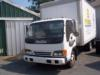 2000 Isuzu NPR 16FT VAN BODY W/ALUM RAMP