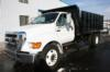 2006 Ford F650 CONTRACTOR DUMP TRUCK