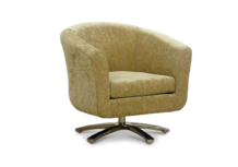 swivel tub chair churchill champagne fabric 45 degree.