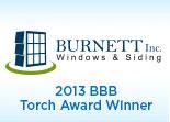 Burnett, Inc. Windows & Siding
