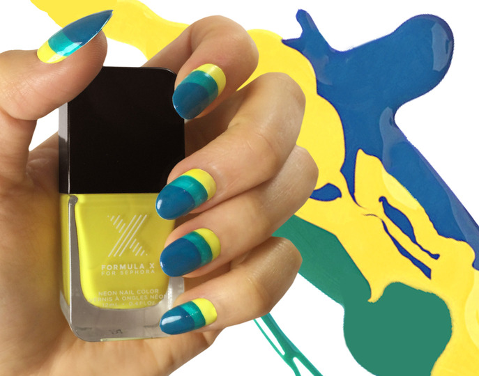 THE TIP-OFF: THE RIO MANICURE