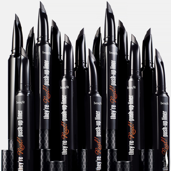 BENEFIT THEY'RE REAL! PUSH-UP LINER IS HERE!