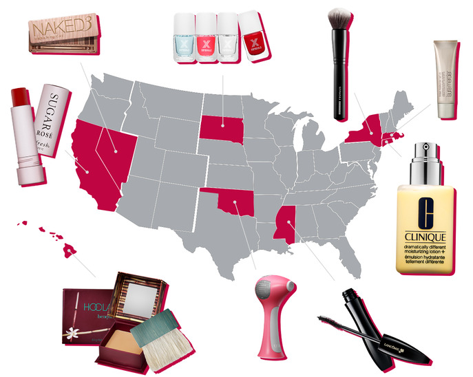 UNITED STATES OF SEPHORA