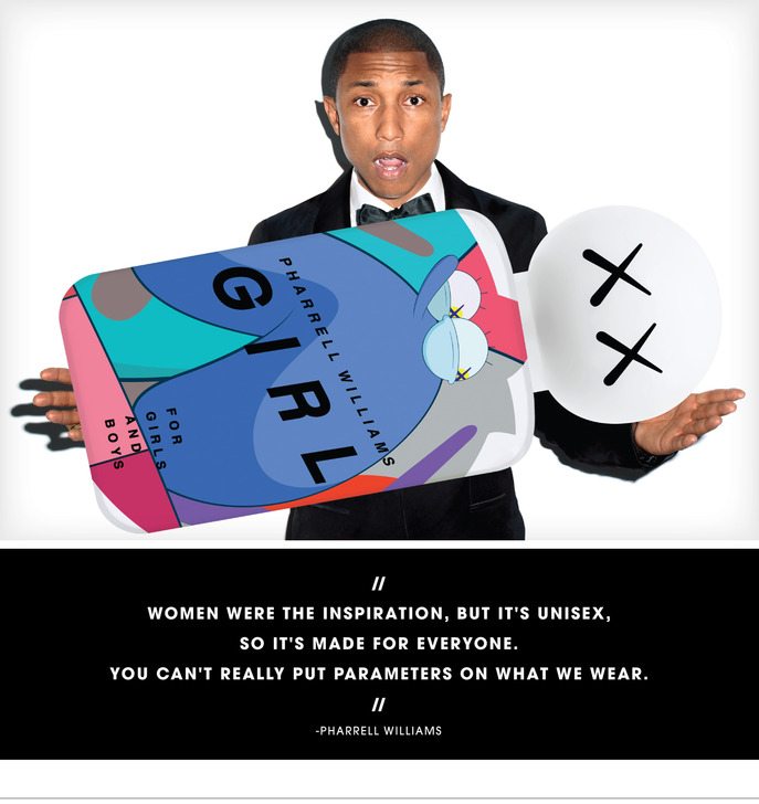 THE PROFESSIONAL: PHARRELL WILLIAMS