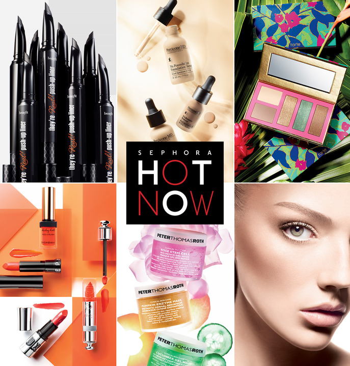 SEPHORA HOT NOW VOLUME 7