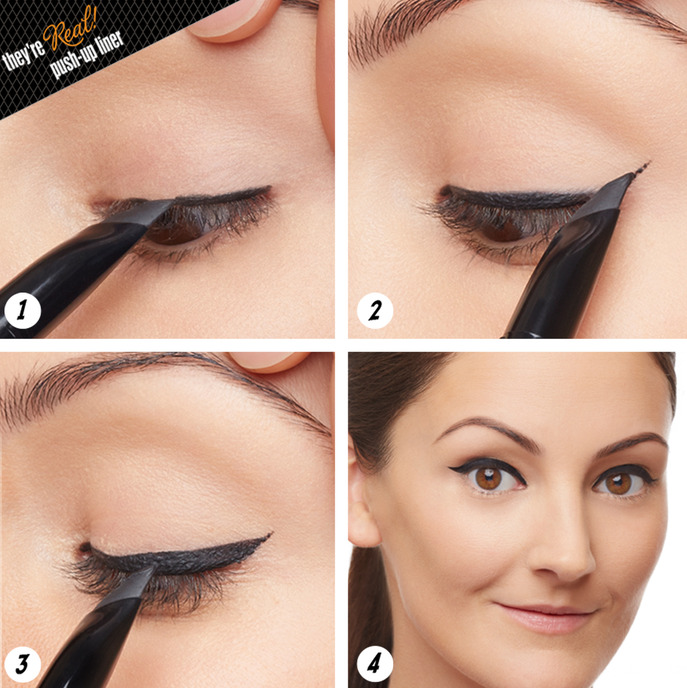 THE TIP-OFF: THE CLASSIC CAT EYE