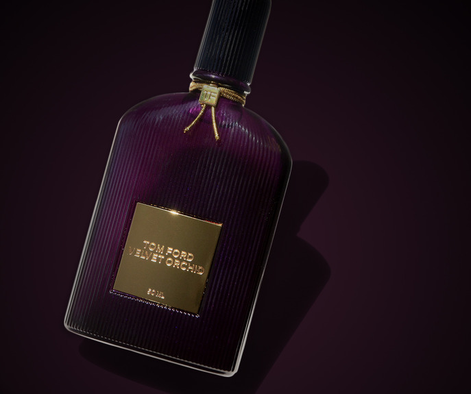 FRONT/CENTER: INTRODUCING TOM FORD VELVET ORCHID