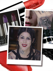 SPOT IT: 30 NEW LIP LOOKS FROM KAT VON D