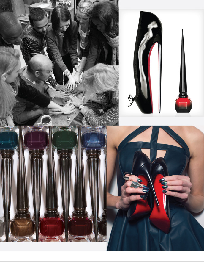 ZOOM IN: CHRISTIAN LOUBOUTIN BEAUTÉ