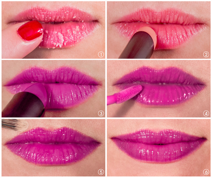 THE TIP-OFF: INTENSE MAGENTA LIPS BY BITE BEAUTY