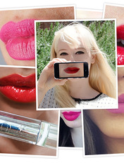 MOUTH OFF: HOW TO TAKE A LIP SELFIE