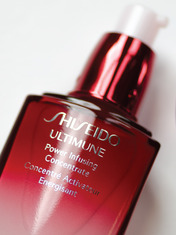 X-RAY: SHISEIDO ULTIMUNE POWER INFUSING CONCENTRATE