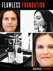 MINI MAKEOVER: FLAWLESS FOUNDATION WITH COLOR IQ