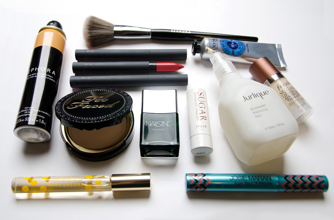 FALL FORWARD: THE NEW SCHOOL OF BEAUTY SUPPLIES