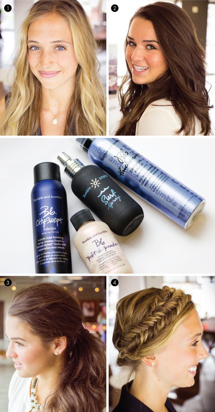 FALL FORWARD: TEXTURED HAIR TRENDS