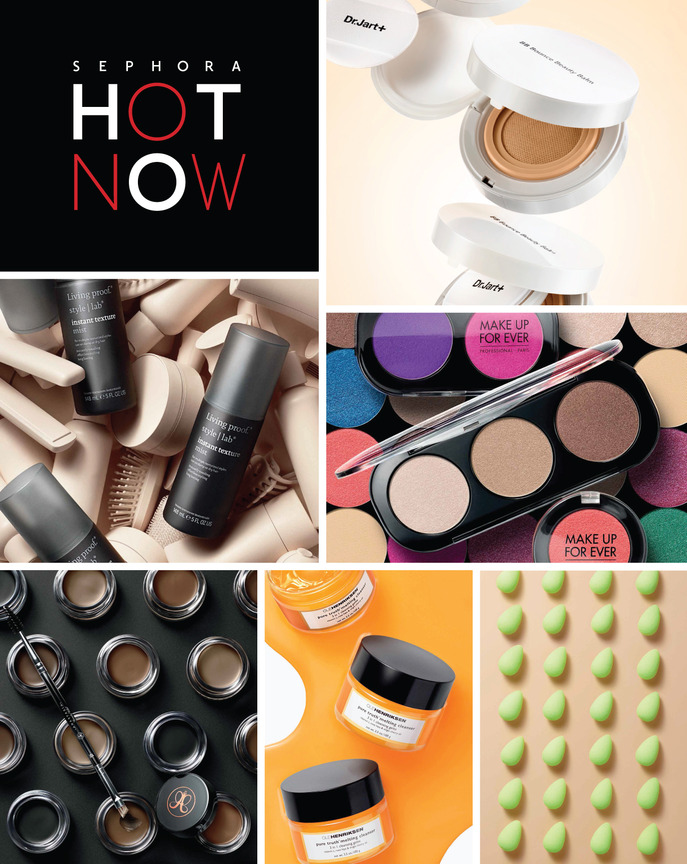 SEPHORA HOT NOW VOLUME 9