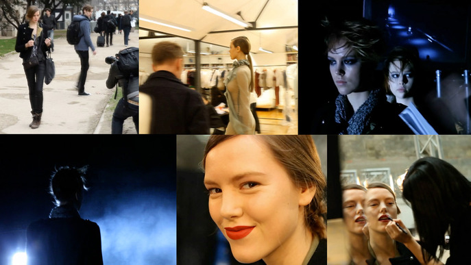 First Person: Josefien Rodermans' Paris Fashion Week Model Diary