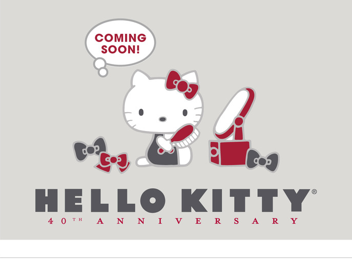 THE HELLO KITTY 40th ANNIVERSARY COLLECTION IS COMING TO SEPHORA