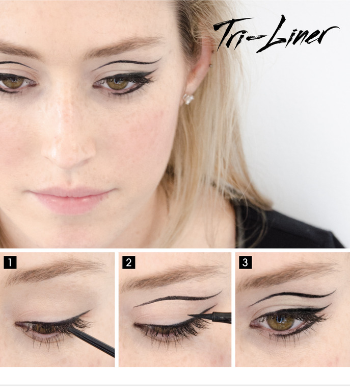 THE TIP-OFF: TRI-LINER