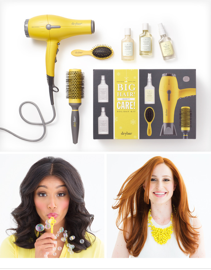 "X-RAY: DRYBAR'S ""BIG HAIR, DON'T CARE"" KIT"