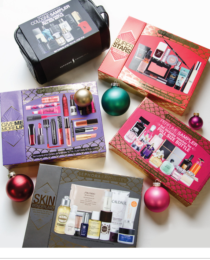 SEPHORA FAVORITES HOLIDAY ROUND-UP