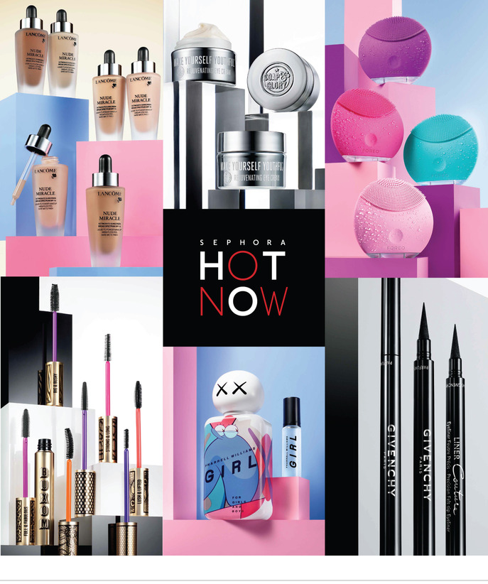 SEPHORA HOT NOW VOLUME 10