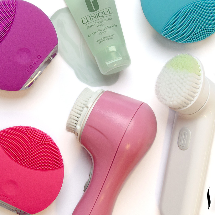 TECHY SKINCARE TOOLS