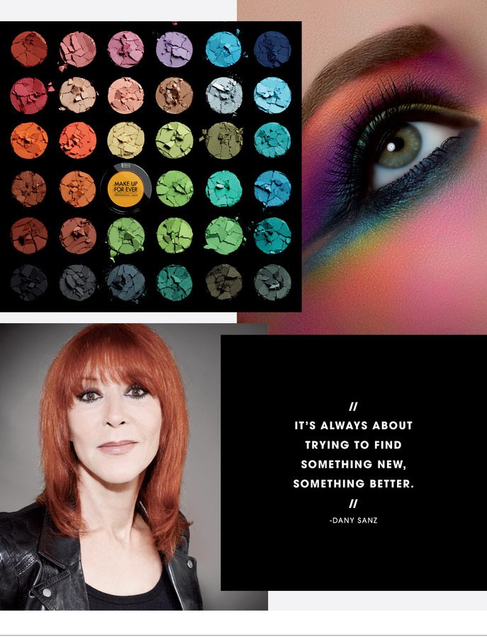 FRONT/CENTER: MAKE UP FOR EVER ARTIST SHADOW