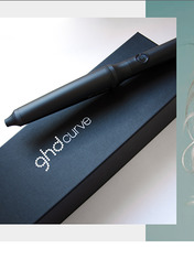 THE TIP-OFF: TEXTURED HAIR WITH THE GHD CURVE CREATIVE CURL WAND