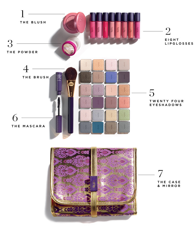 X-RAY: Tarte Carried Away Set