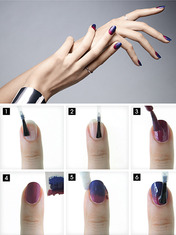 THE TIP-OFF: THE FADE OUT MANICURE