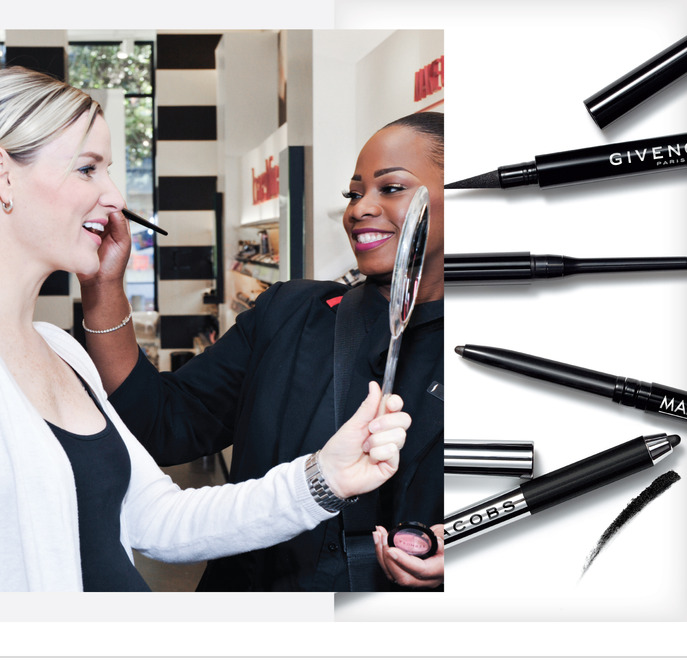 LINER UP: YOUR TRICKIEST EYELINER QUESTIONS
