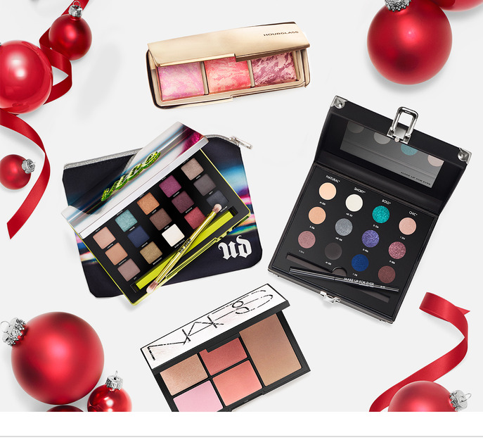SPOT IT: HOLIDAY PALETTES