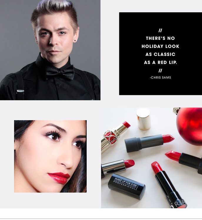 ASK A PRO: HOW TO WEAR THE PERFECT RED LIPSTICK