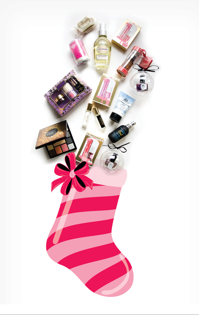 HIGH FIVE: STOCKING STUFFERS