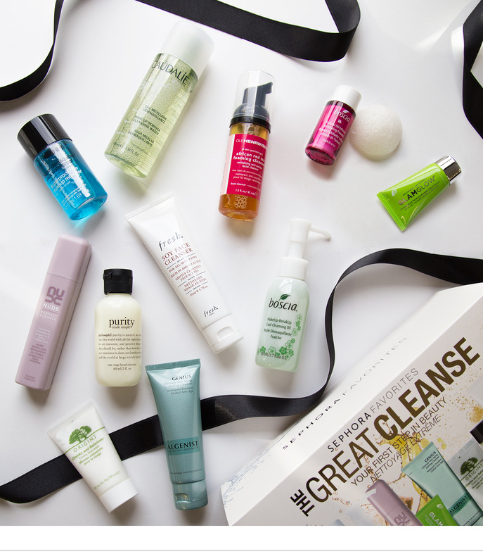 ZOOM IN: SEPHORA FAVORITES THE GREAT CLEANSE