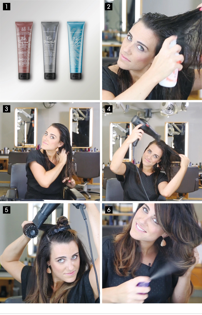 THE TIP-OFF: GET THE PERFECT BLOWOUT WITH BUMBLE AND BUMBLE