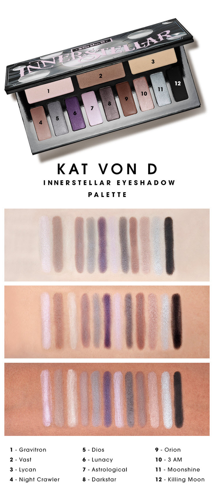 STELLAR EYE SHADOW