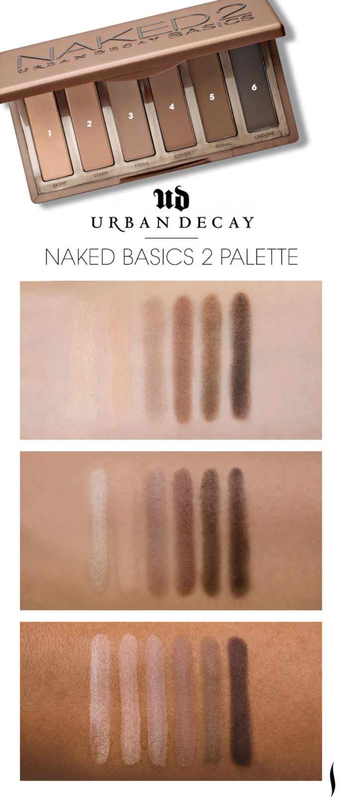THIS PALETTE IS ANYTHING BUT BASIC