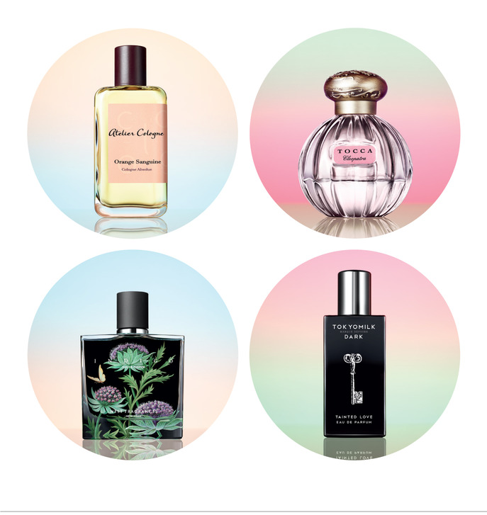 TRENDING NOW: NICHE FRAGRANCES