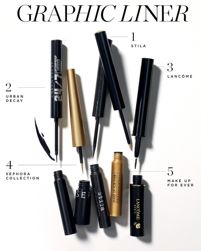 MULTIPLICITY: Graphic Liner