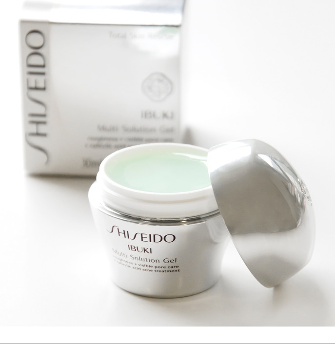 SPOT IT: SHISEIDO IBUKI MULTI SOLUTION GEL