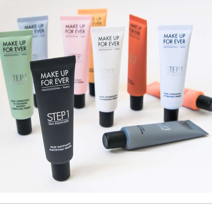 Sephora Glossy / ZOOM IN: MAKE UP FOR EVER STEP 1 SKIN EQUALIZER