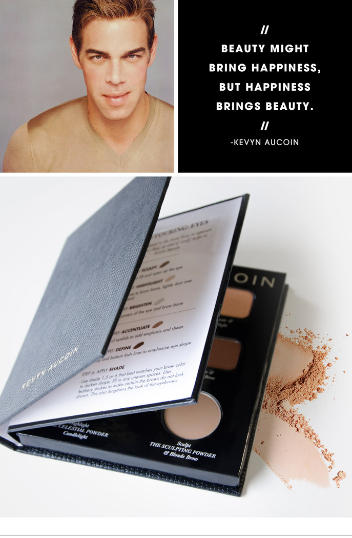 THE TIP-OFF: KEVYN AUCOIN'S TIMELESS BEAUTY ADVICE