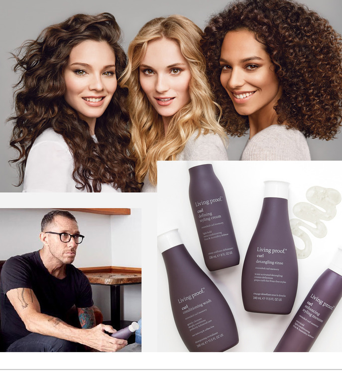 X-RAY: LIVING PROOF CURL COLLECTION