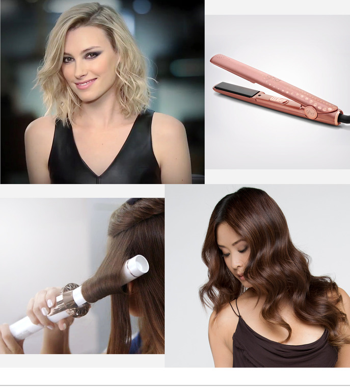 HOW-TO: CURLS FOR EVERY HAIR LENGTH