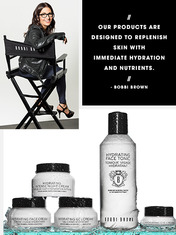 SPOT IT: BOBBI BROWN HYDRATING SKINCARE COLLECTION